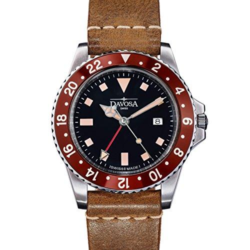 Davosa Vintage Diver Quarz Unisex 16250065