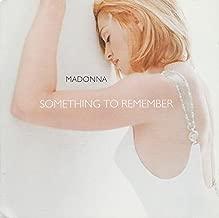OBM SOMETHING TO REMEMBER MADONNA Audio Audio