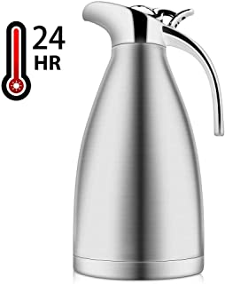 Best thermos vacuum carafe Reviews