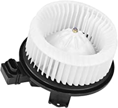AC Heater Blower Motor - Fits Honda Civic 2006, 2007, 2008, 2009, 2010, 2011, Jeep Wrangler 2007-2010 - Replaces 700194, 75821, 79310SNAA01, 79310-SNA-A01, PM9177 - HVAC Air Conditioner Fan Motor