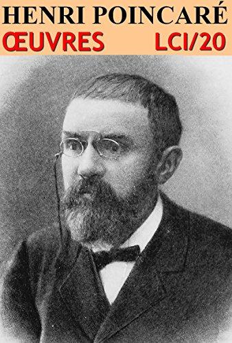 Henri Poincaré: Oeuvres - N° 20