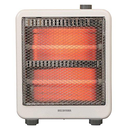 アイリスオーヤマ電気ストーブ速暖転倒時電源OFF400W/800W2段階切替軽量EHT-800W