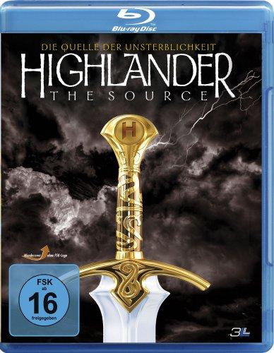 Highlander - Die Quelle der Unsterblichkeit [Blu-ray]