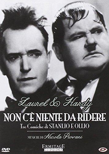 Stanlio & Ollio - Non C'E' Niente Da Ridere