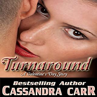 Turnaround audiobook cover art