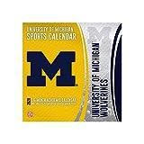 University of Michigan Wolverines 2020 Calendar