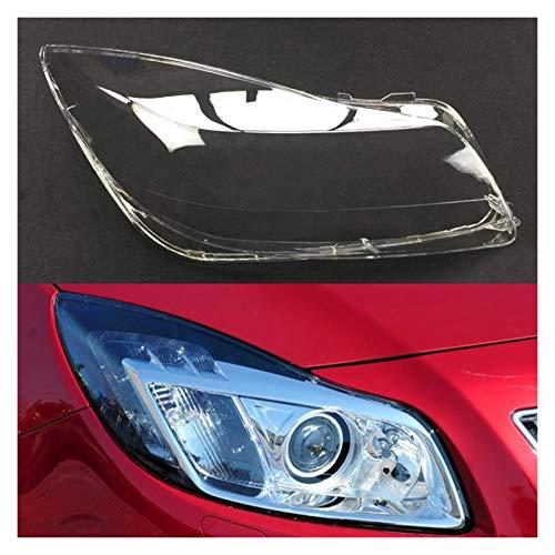 LCZ Lcbiao®. Auto-Scheinwerfer-Objektiv für Buicke Regal 2009 2010 2011 2012 2012 2013 Auto Scheinwerferlinse Auto Shell Cover (Color : Passenger Side)