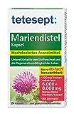 Mariendistel Kapsel – Traditionell pflanzliches Arzneimittel mit Mariendistelextrakt und einem...