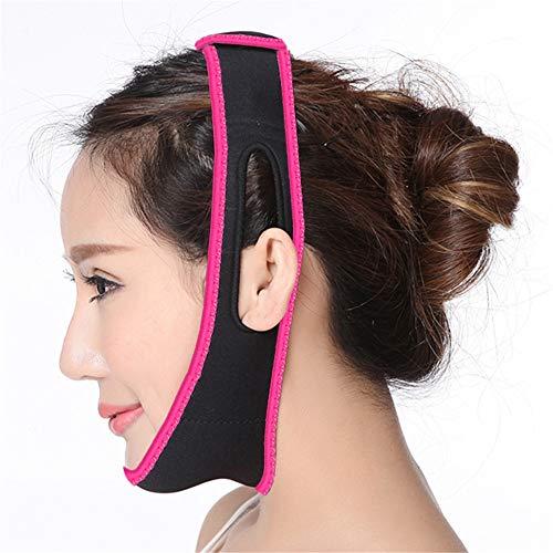 Face Lift Up Bande, Réduire Double Menton De Levage Fermeté Masque Lifting Ceinture Mince Visage V Shaper Visage Minceur Bandage Peau Soins De Santé
