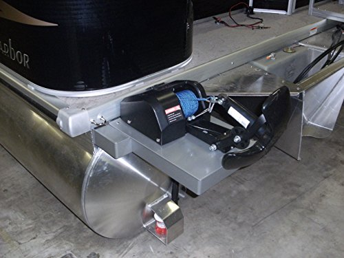 Anchor Ledge-Electric Anchor Winch for Pontoon