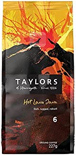 Taylor's Dark Roast Hot Lava Java Coffee - 227g
