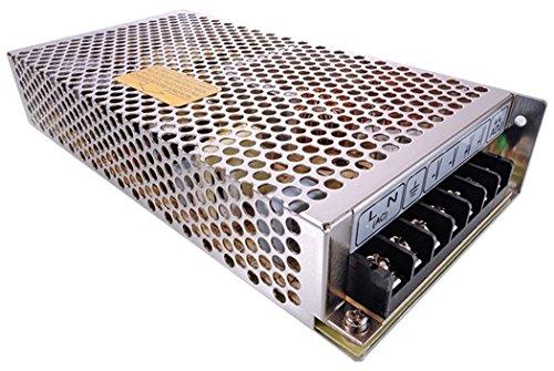 Meanwell fuente de alimentación, RS-150-24, tensión constante, 220-240 V, AC/50-60 hz, 24 V, DC, 0-6, 5 A, 150 W 872803