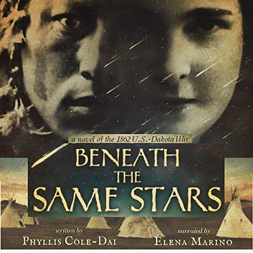Beneath the Same Stars audiobook cover art