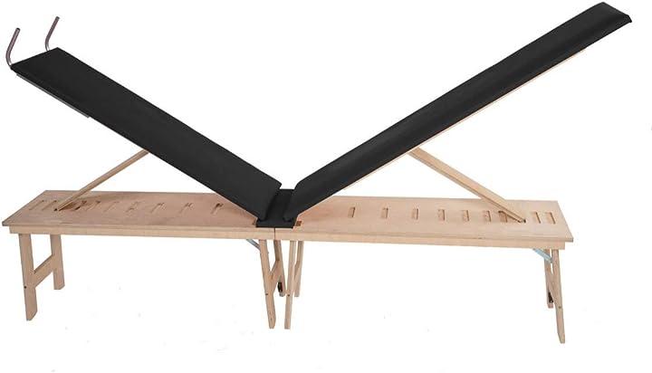 panca posturale - la posturale panca standard - correttore panca migliorare la postura b081881sf7