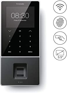 TimeMoto TM-828 Fingerprint & RFID Time Clock System