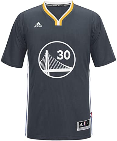 Amazon.com : adidas Stephen Curry #30 Golden State Warriors Youth ...