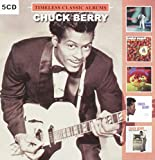 Chuck Berry: Timeless Classic Albums (Cdx5) (Audio CD)