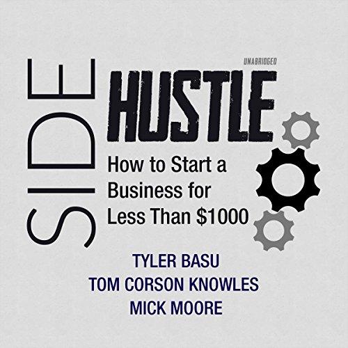 Sidehustle audiobook cover art