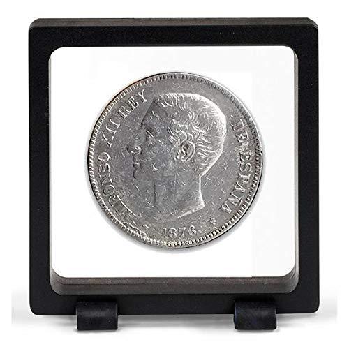 IMPACTO COLECCIONABLES Monedas Antiguas - España 5 Pesetas de Plata 1877/81. Alfonso...
