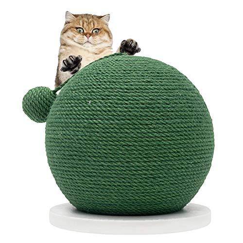 Torre De Árbol Para Gato Pequeño Mediano, Gato De Sisal