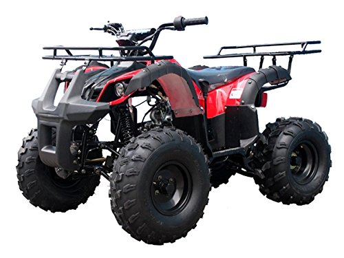 in budget affordable TAO Smart Deals offers the # TForce 110cc ATV with large, durable wheels (Sporty Red)