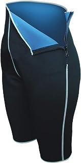 Winmax Unisex Adult WMF09051M All-in-One Body Slimmer، أسود وأزرق