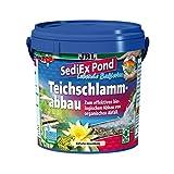 JBL Sedi Ex Pond 27331 Bakterien und Aktivsauerstoff zum Abbau von Teichschlamm, 1 kg