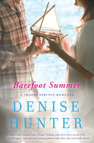 Barefoot Summer by Hunter, Denise ebook deal