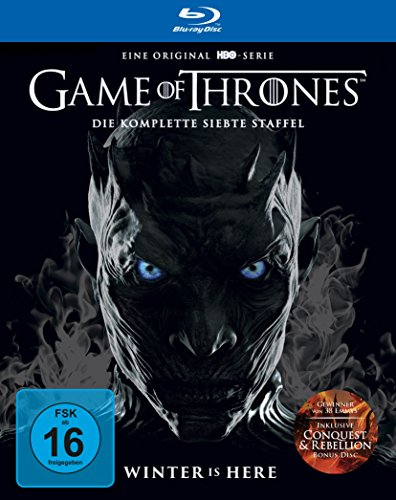 Game of Thrones: Die komplette 7. Staffel [Blu-ray]