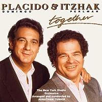 Placido Domingo & Itzhak Perlman Together by Placido Domingo (2003-12-05)