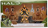 HALO 4' Villain 3 Figure Pack – Elite Warlord and 2 Grunt Conscripts