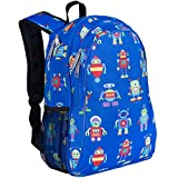 Wildkin Kids 15 Inch Backpack for Boys and Girls, Perfect Size for Preschool, Kindergarten and...