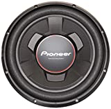 Pioneer TS-W306-R Subwoofer, Negro
