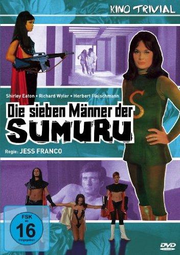 Die sieben Männer der Sumuru