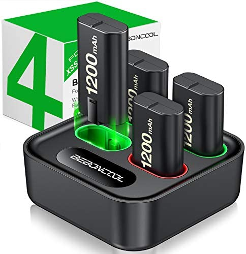 Charger for Xbox One Controller Battery Pack,...