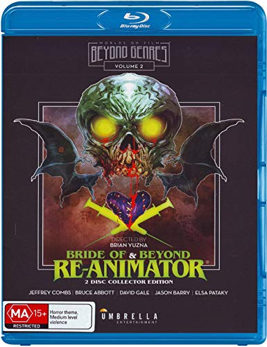 Bride Of Re-Animator / Beyond Re-Animator [Edizione: Australia] [Italia] [Blu-ray]