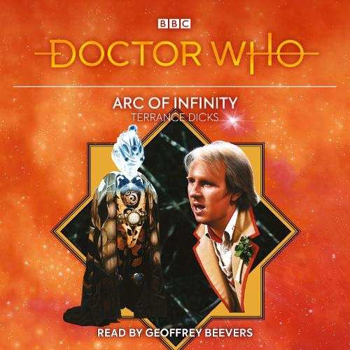 Doctor Who: Arc of Infinity cover art