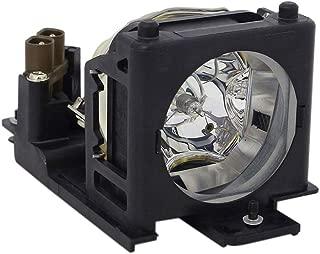 RLC-004 Replacement Lamp with Housing Fit for VIEWSONIC PJ250 PJ400 PJ400-2 PJ452 PJ452-2