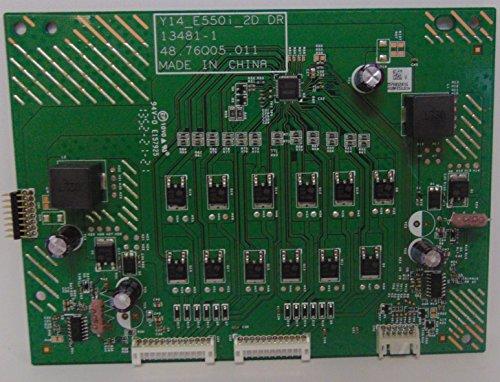 Vizio 91.76Q02.001G Control Board Y14_E550i_2D DR
