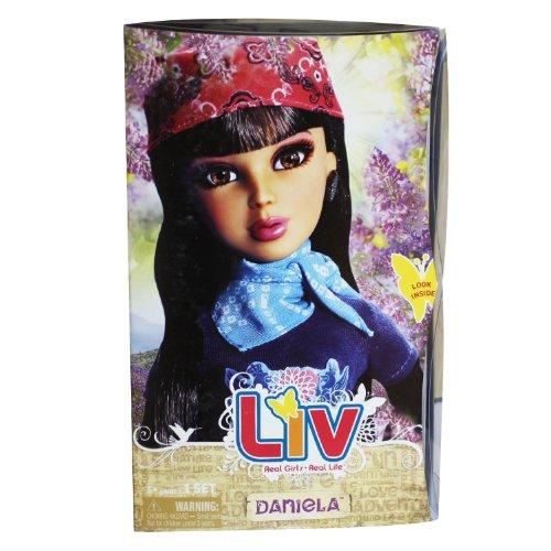Daniela Outdoor Fashion Doll