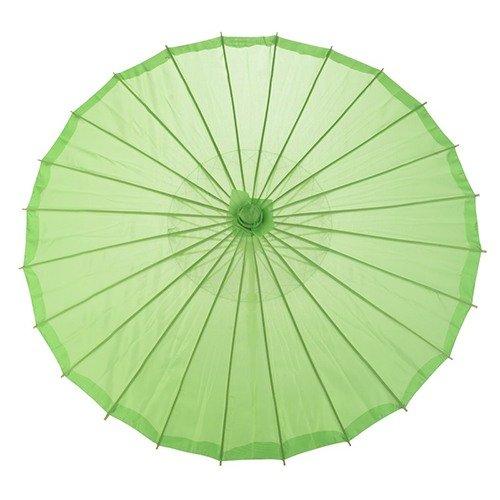Paraguas Srovfidy, de bambú, al estilo chino, antigüedad