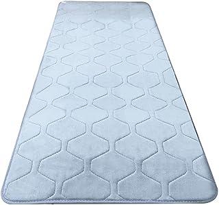 Home Bathroom Memory Foam Mat Pad Bathroom Floor Shower Rug Non-Slip Carpet AU