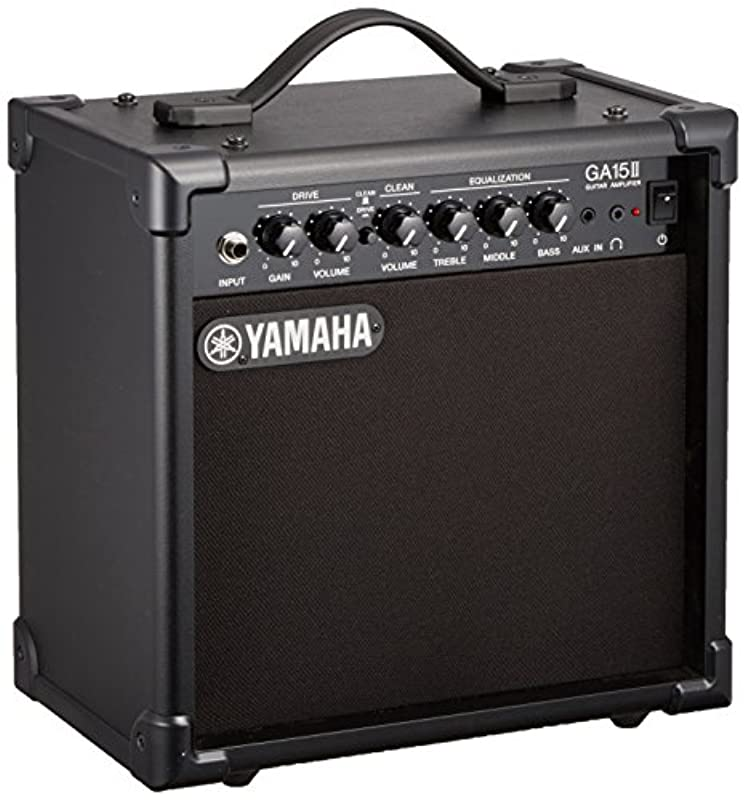 YAMAHA 연습용 기타 앰프 GA15II