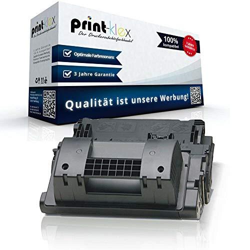 Print-Klex kompatible XXL Tonerkartusche für HP LaserJet Enterprise M 4555 MFP LaserJet M 4555 f MFP LaserJet M 4555 fskm MFP LaserJet M 4555 h MFP LaserJet M 4555 MFP CE-390A CE390A CE-390X CE390X HP90A HP 90A 90X