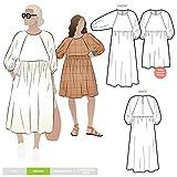 Style Arc Sewing Pattern - Hope Woven Dress (Sizes 04-16)