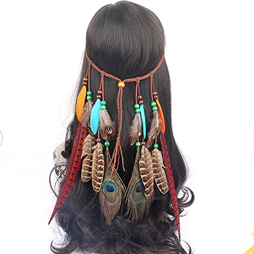 Headbands Hairbandbande De Cheveux Bohème Version Coréenne De L'Artisanat Rétro