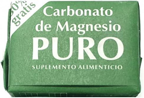 Magnesium Carbonate 7grs - Translated Carbonato de Inexpensive Magnesio Pack of 1 Puro