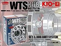 [KYO-EI_Kics]EK9/EP3/FD2 シビック タイプR用ワイドトレッドスペーサーM12×P1.5_5穴_P.C.D114.3_64φ(20mm)【5120W1-64】