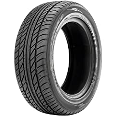 A non-directional tread design offers excellent all-season performance, smooth ride, and multiple rotation patterns to help reduce irregular wear Variable shoulder tread block design helps reduce tread noise, providing a smooth, quiet ride High volum...
