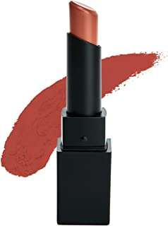 SUGAR Cosmetics Nothing Else Matter Longwear Lipstick - 11 Peach Bunny (Peach)